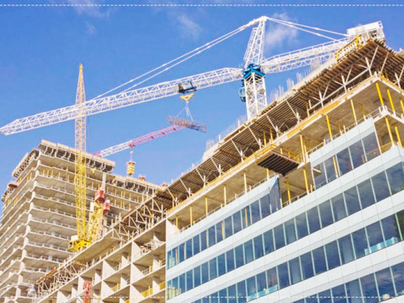 Giải pháp giảm trừ ô nhiễm môi trường khi xây dựng các công trình